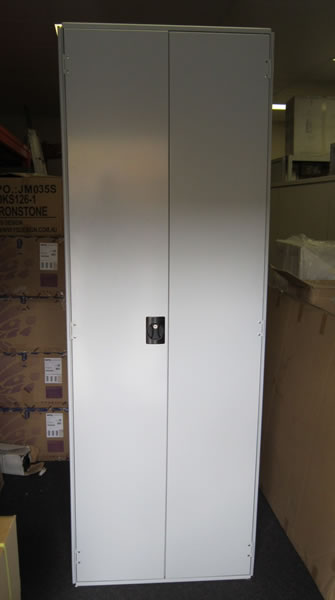Lockable Uniform Cupboard
