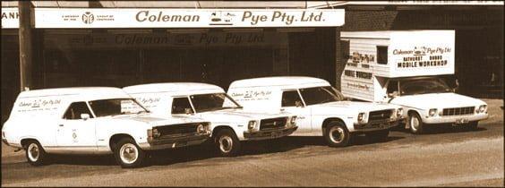 Colemans Fleet