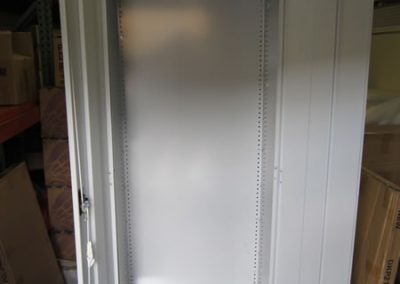 Lockable Cupboard with optional shelves