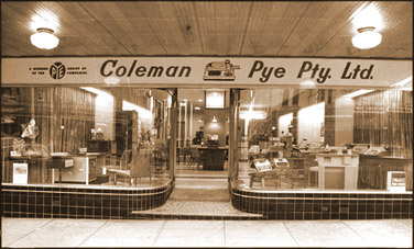Colemans Shopfront