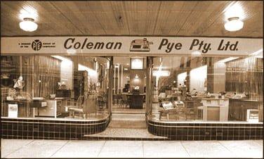 Colemans Shopfront