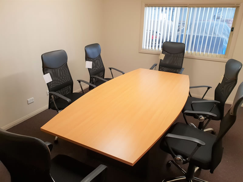 orange office furniture small business colemans office furniture