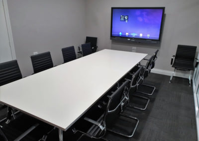 Aero Chair Rapidline Air Boardroom Table