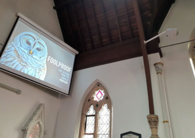 Church Projector 2