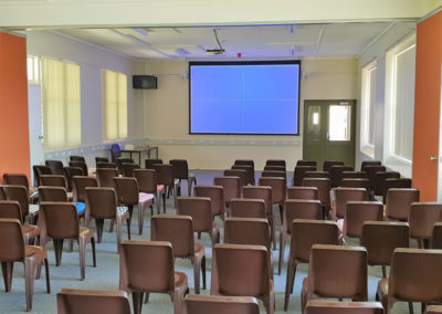 Conference Room Projector System 2