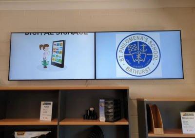 Digital School Message Board
