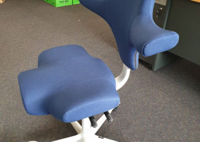 Flokk Capisco Saddle Chair