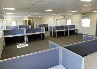 Rapid Screen Partitions