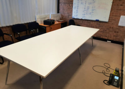 Meeting Room Board Table - Rapidline Rapid Air Boardroom