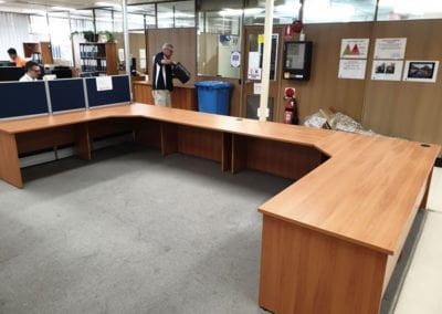 Cut To Size Desking