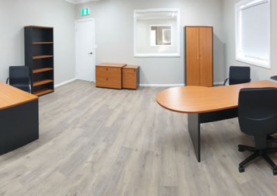 Complete office fitout