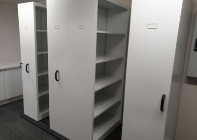 Rapdline Mobile Shelving