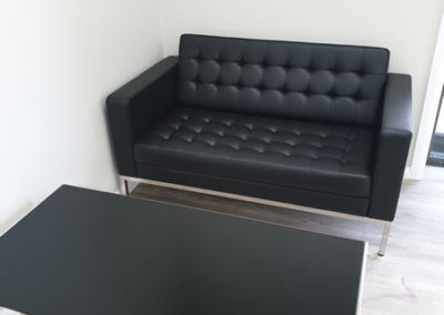 Venus Two Seater Sofa and Forza Coffee Table