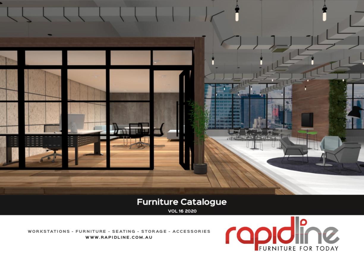 Rapid Line Furniture Catalogue Vol. 16 2020