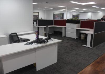 Glenray Office Bathurst Full Office Fit Out