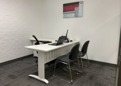 Rapid Span corner workstation 1800x1800x700