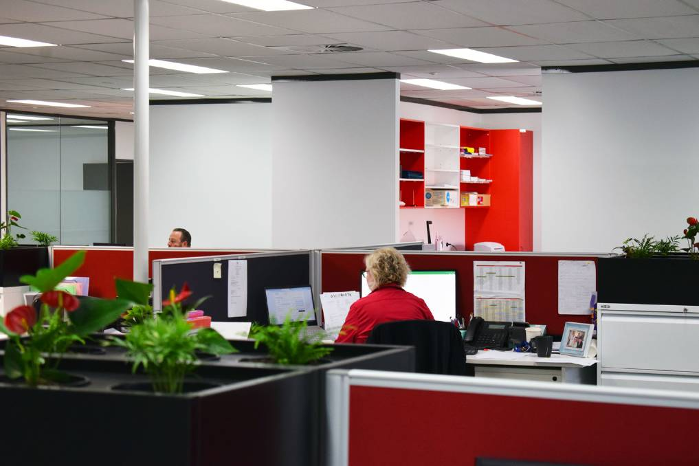 Glenray Office Partitions